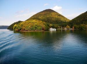 洞爺湖西山