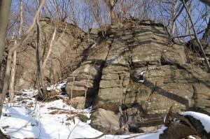 熔結凝灰岩