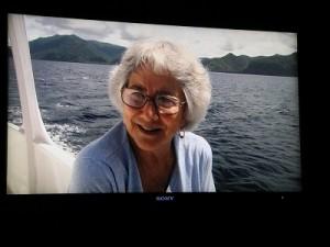 Dr. Eugenie Clark