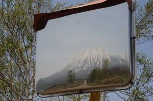 羊蹄山-蝦夷富士