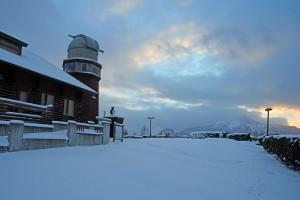 壮瞥の天文台