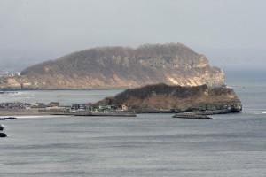 イタンキの岬