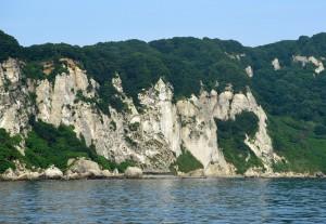タフォニの白い崖
