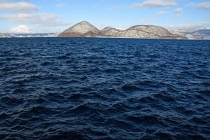 洞爺湖中島
