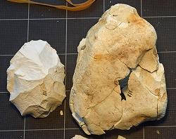 石核と原石