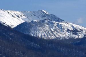 小有珠とオガリ山